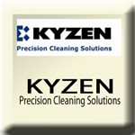 Button KYZEN Precision Cleaning Solutions
