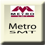 Button Metro SMT